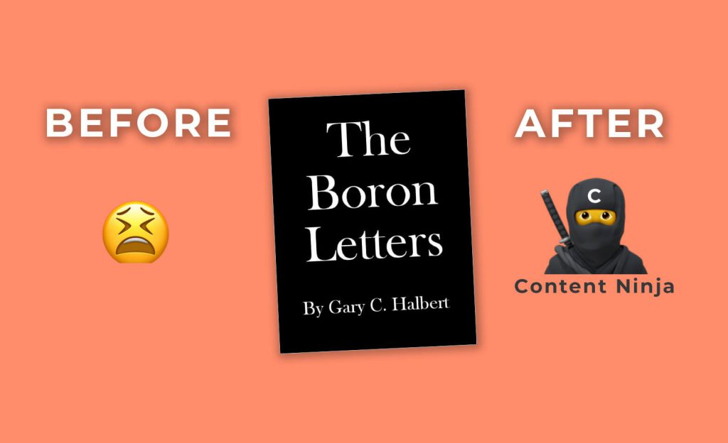The Boron Letters by Gary Halbert